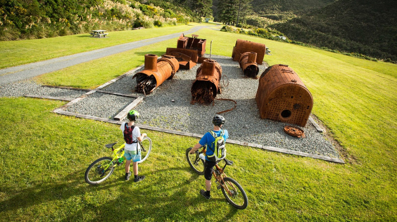RedBalloon Rimutaka Cycle Trail Mountain Bike Adventure