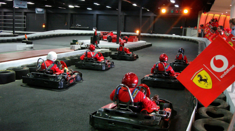 RedBalloon Karting Racing Session - 30 Laps - For 2