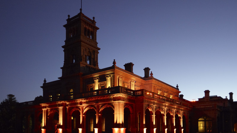RedBalloon Night Theatre Performance at Werribee Park Mansion - For 2