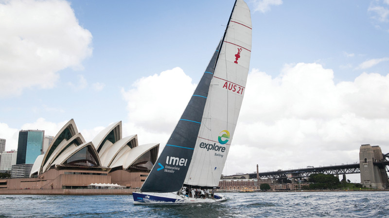 RedBalloon Americas Cup Yacht Sailing on Sydney Harbour - 2.5 Hours