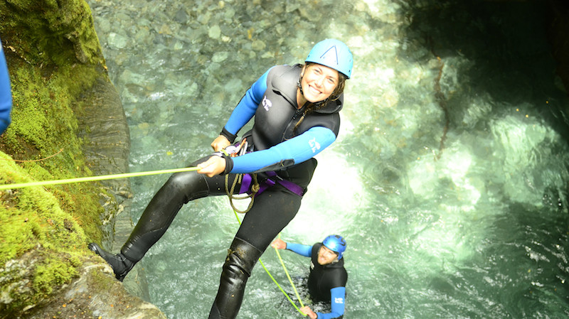RedBalloon Black Spur Canyoning Adventure - Full Day