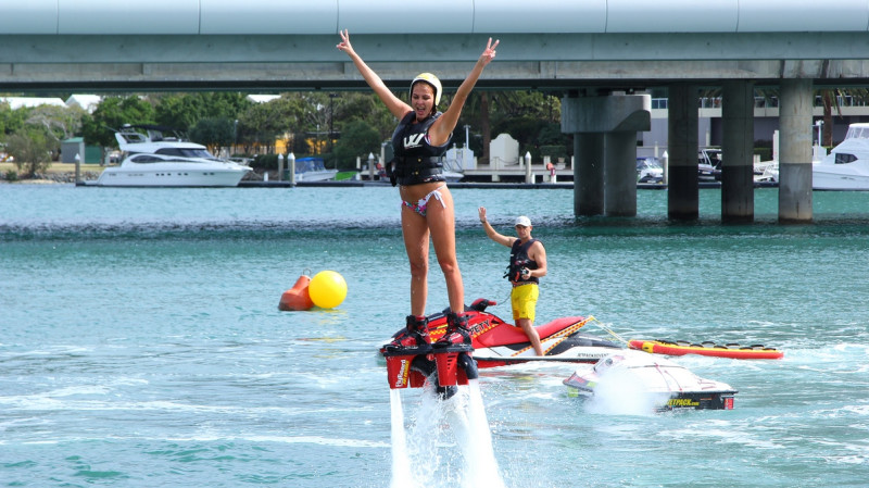 RedBalloon Jetpack or Flyboard Teaser Experience - Perth