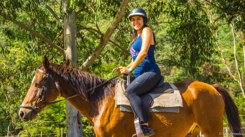 RedBalloon Horse Riding and Overnight Camping