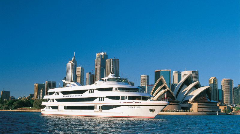 RedBalloon High Tea Cruise on Sydney Harbour - Adult