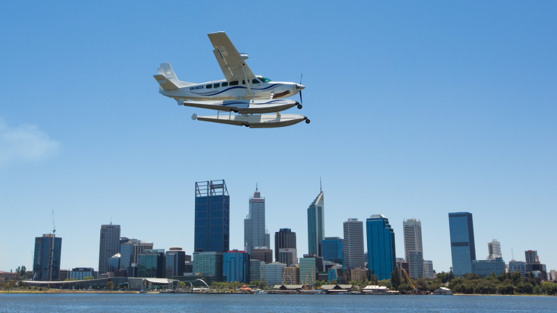 RedBalloon Seaplane Flight and Visit to Rottnest Island with Lunch