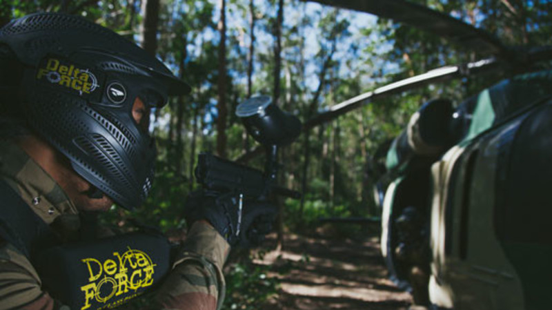 RedBalloon Paintball Experience - For 5 - Petrie, QLD