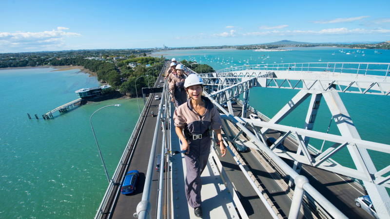 RedBalloon Auckland Harbour Bridge Climb