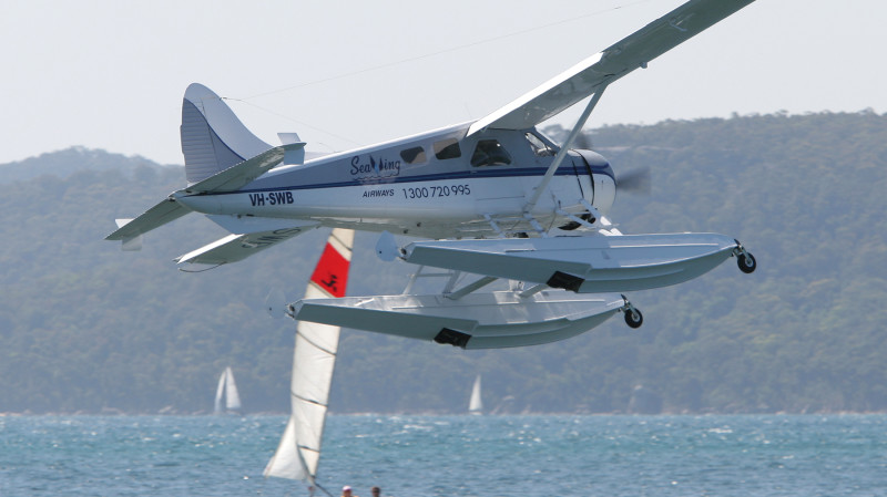 RedBalloon Seaplane Scenic Sydney Flight - For 2