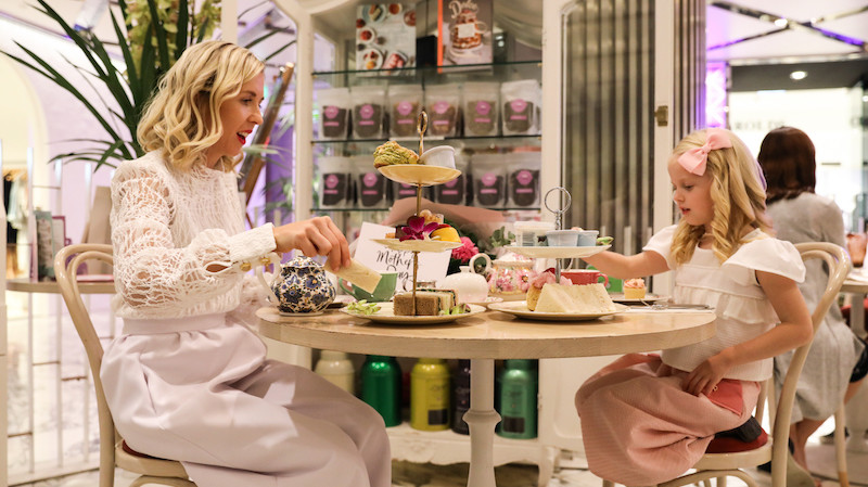 RedBalloon Mother and Daughter High Tea Package in Sydney City - For 2