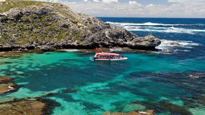 RedBalloon Ferry Ride, Bike and Snorkel Hire - Fremantle