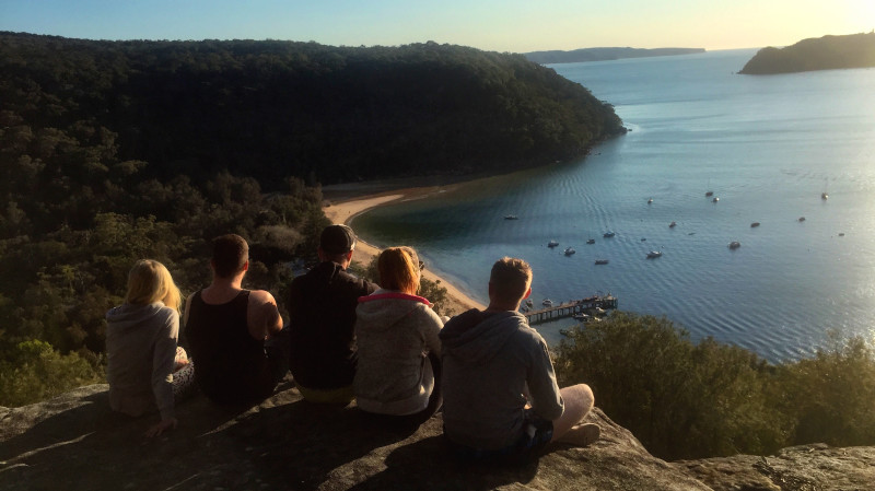 RedBalloon Sunrise Kayaking and Bushwalking Adventure - 2 Hours