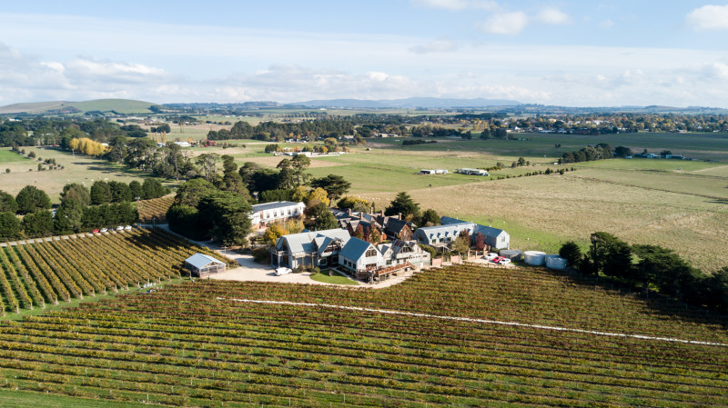 RedBalloon Overnight Winery Escape with Dinner and Breakfast - For 2