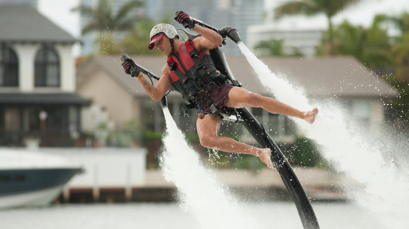 RedBalloon Jetpack or Flyboard Teaser Experience - Sunshine Coast