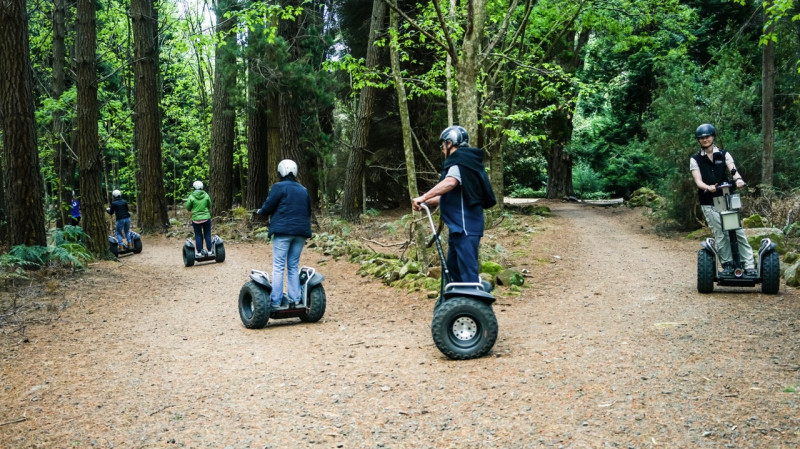 RedBalloon Forest Segway Adventure - 90 Minutes