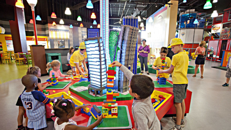 RedBalloon LEGOLAND Discovery Centre - Day Pass