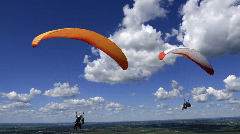 RedBalloon Paragliding Tandem Flight
