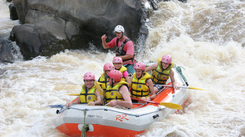 RedBalloon White Water Rafting - Half Day