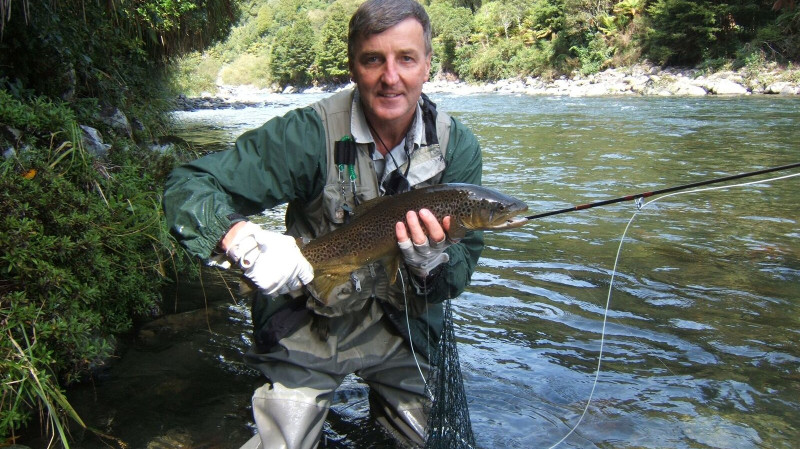 RedBalloon Fly Fishing in Taupo - Half Day - For 2