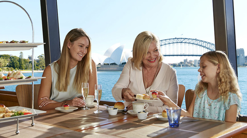 RedBalloon High Tea Cruise on Sydney Harbour - For 2
