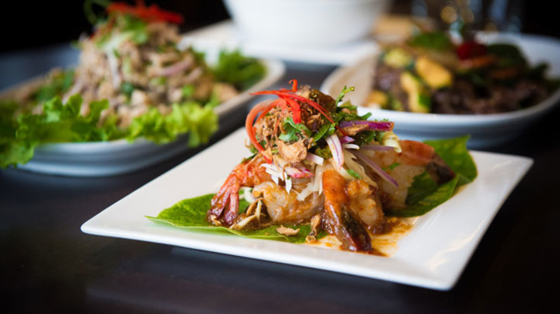 RedBalloon Thai Banquet - For 2