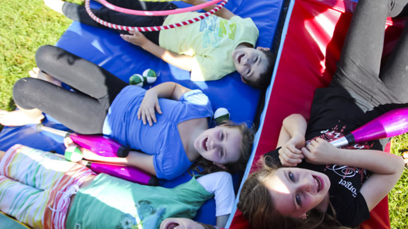 RedBalloon Kids School Holidays Circus Workshop - 2 Hours - Gold Coast