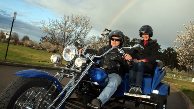 RedBalloon Hunter Valley Trike Tour - For 2