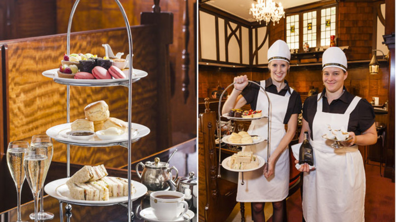 RedBalloon Traditional High Tea with Sparkling - For 2