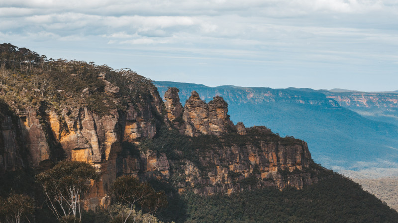 RedBalloon Blue Mountains Two Night Stay with Scenic World Pass- Family