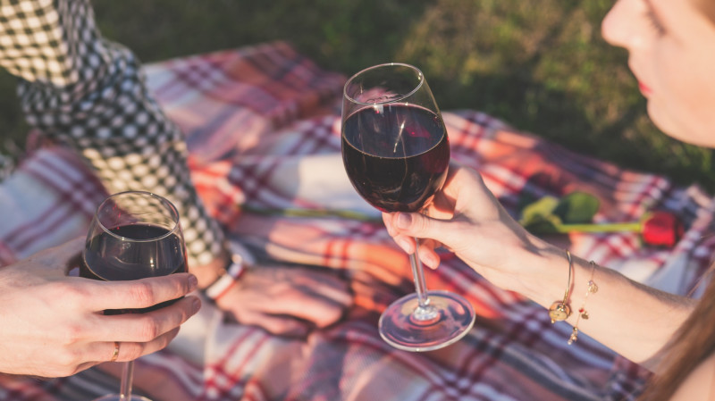 RedBalloon Picnic Among the Vines with Wine Tasting Masterclass - For 2
