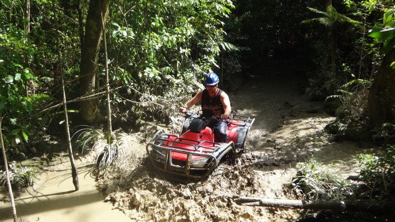 RedBalloon Quad Bike Adventure - 1 Hour - For 2