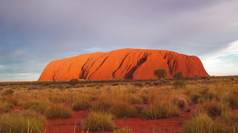 RedBalloon Uluru Sunset Viewing with Sparkling Wine