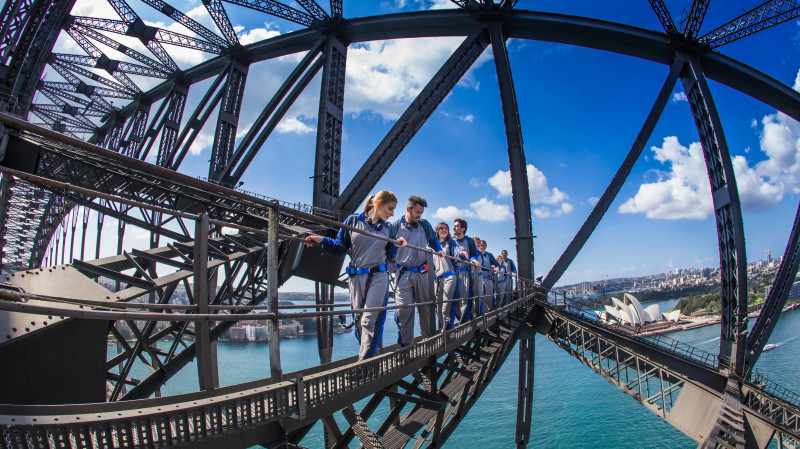 RedBalloon Sydney Harbour Bridge Sampler Day Climb - Weekday - Adult