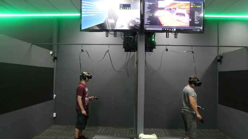 RedBalloon Virtual Reality Gaming Experience - 60 Minutes