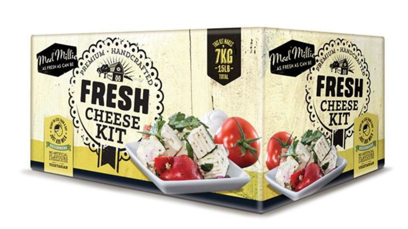 RedBalloon Fresh Cheese Making Kit