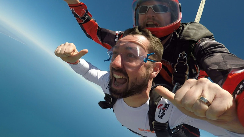 RedBalloon 14,000ft Tandem Skydive Over Great Ocean Road - Weekday