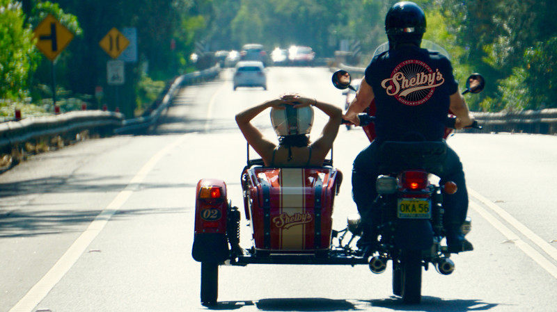 RedBalloon Manly to Palm Beach Sidecar Adventure - Half Day - For 2