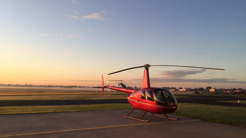 RedBalloon Helicopter Flight Over Canberra - 30 Minutes - For 2