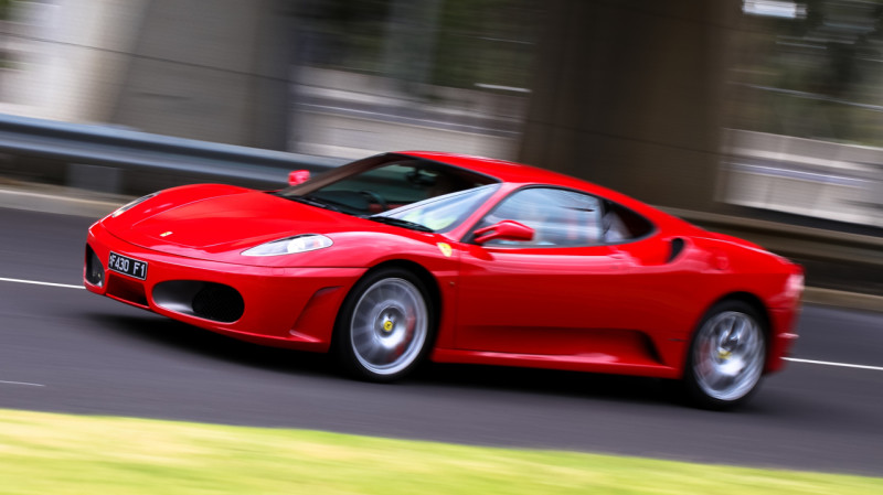 RedBalloon Ferrari Drive Yarra Valley - 60 Minutes - For 2
