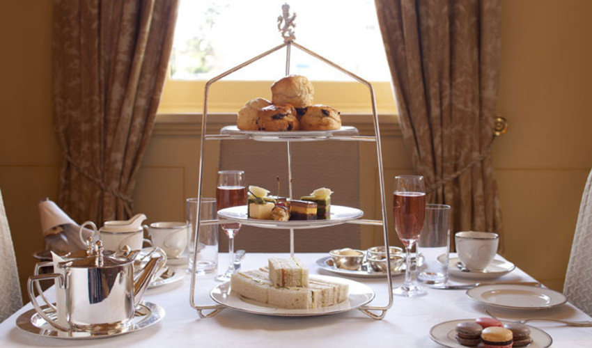 Great places to enjoy high tea