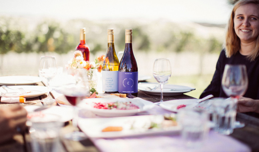 Wine and dine in style with RedBalloon
