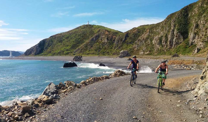 Cycle tours of New Zealand