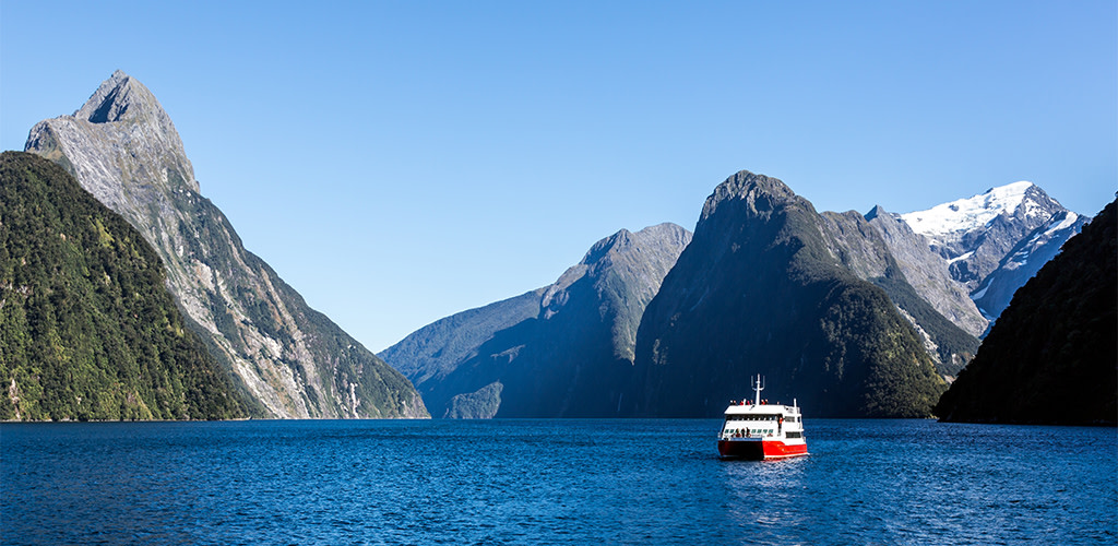 Things to do in Milford Sound