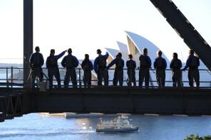 Sydney Harbour Bridge climb weekend adult