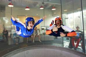 Ifly indoor skydiving RedBalloon