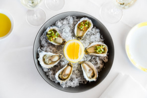 Otto Brisbane six-course seafood degustation for two