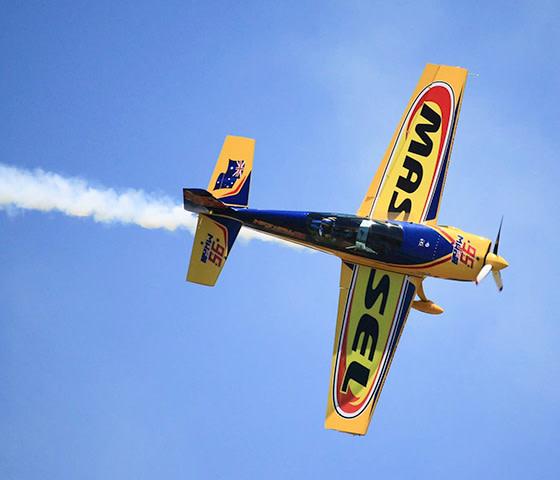 Aerobatic flights