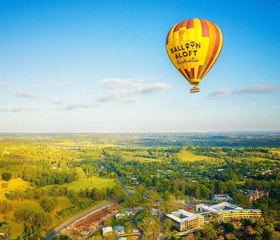 hot air balloon sydney