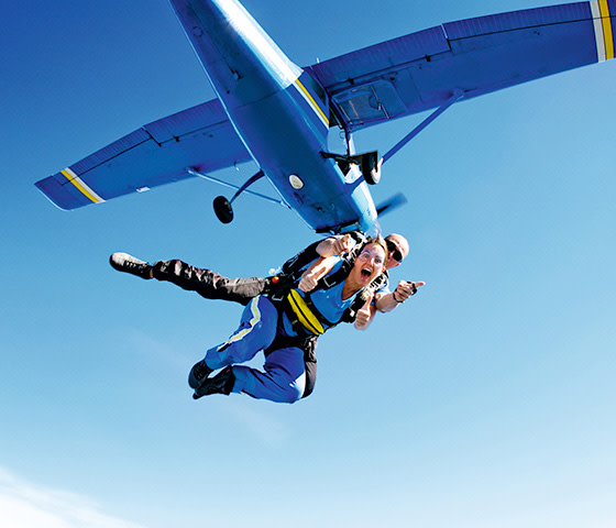 Skydiving Experiences - Skydive Australia Wide With RedBalloon