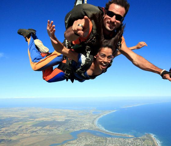 Skydiving Great Ocean Road