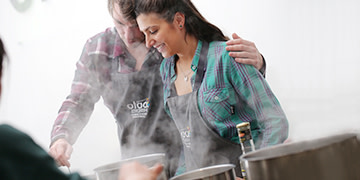Cooking classes for Couples
